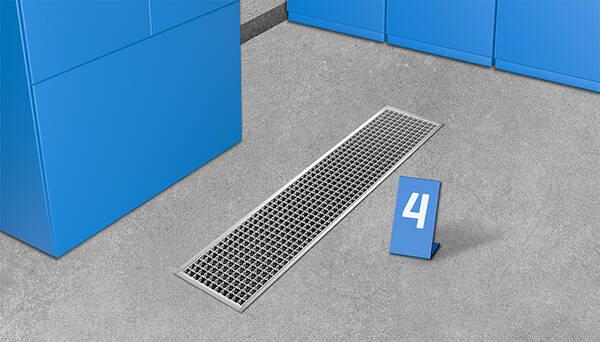 Einbausituation Entwässerungstechnik | Mohn GmbH