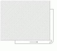 HDPE-Wandschutz mit Nut und Feder