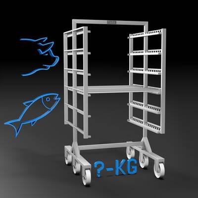 Rauchwagen - Einsatzzweck (Fleisch oder Fisch) | Mohn GmbH