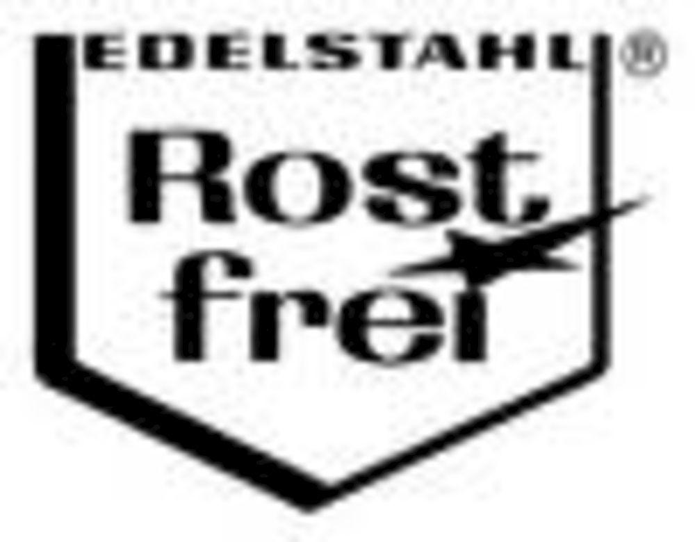 Rustproof stainless steel