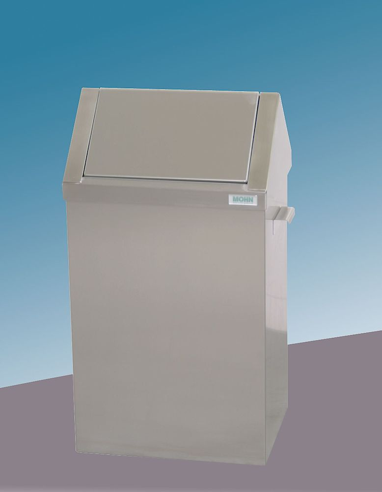 Trash can (waste collector) with swing lid AB-S 70 liter