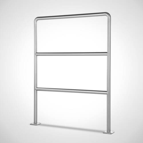 "<h6 class=""mb-0"">Hand rails </h6><span>Type  G-I</span>"