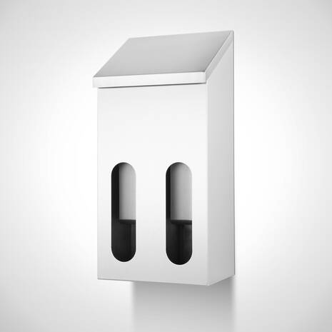 Disposable glove dispenser Type EHS (Stainless steel)