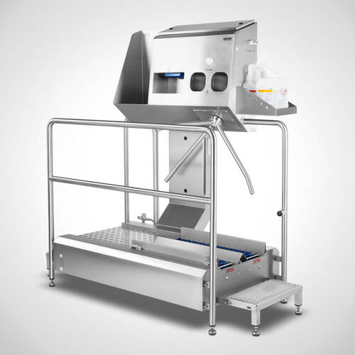 "Hygieneschleuse Typ ""All-In-One"" Check-In-Station III Ecoline"