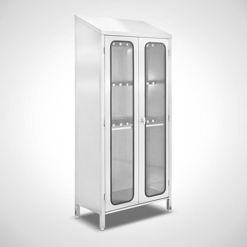 Ablageschrank Typ ASD-Highline-SON mit Spezialhalterungen zur Aufhängung von Gerätschaften - ID 20-61405