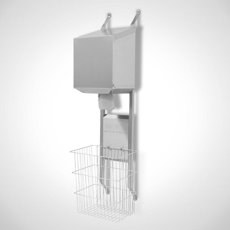 Typ DR-I mit opt. Rollenbox + Papierkorb (PK-D 40 Ltr.)