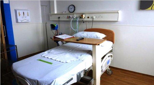 ACROLEN-MED Wandschutz im Patientenzimmer